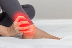 ankle pain christopher miller orthopedic